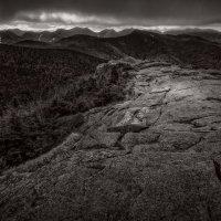 Хмурый день в горах. :: Slava Sh