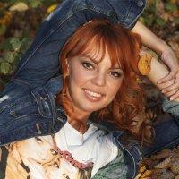 Рыжая осень.... :: Елена