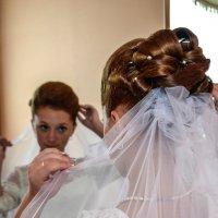 невеста Алиночка :: Елена Лагутина