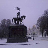 Владимир в ноябре :: Галина