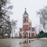 Храм Святой Троицы (Карабаново) :: Василий Либко