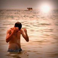 Я на море... :: Sergey Tsibulskiy