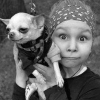 Хочу собаку! :: Александра Архипова