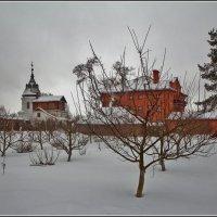 в Николо-Берлюковской пустыни :: Дмитрий Анцыферов