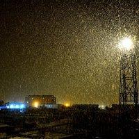 Обильный снегопад... :: Витас Бенета