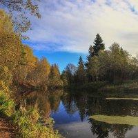 Два берега у одной реки :: Бронислав Богачевский