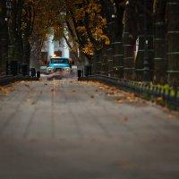 Утро на Приморском бульваре :: Юрий Филоненко