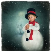 Где же ты Зима, где...? :: Ирина Полунина