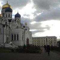 Николо Угрешский Монастырь  в ноябре. :: Ольга Кривых