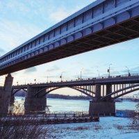 Новосибирские мосты :: Дмитрий Николаев