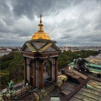 Классика Санкт-Петербурга - Исаакиевский собор :: Юрий