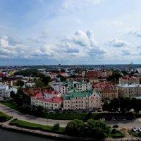 Панорама города :: Светлана