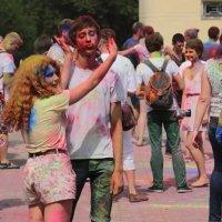Война красок-75. :: Руслан Грицунь