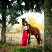 Анастасия и Балтимор :: Мария Зубова
