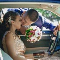 Свадьба Ирины и Александра :: Андрей Молчанов