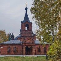 Из путешествия по Подмосковью :: Юрий Шувалов