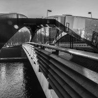 мост в Вильнюсе :: Svetlana Po