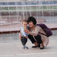 Шанхайцы :: Tatiana Belyatskaya