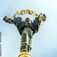 Монумент Независимости Украины - Киев :: Богдан Петренко