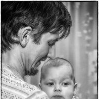 Отец и сын :: Леонид