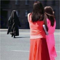 Красное и черное :: Виталий