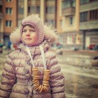Дианка и сушки :: Ксения Старикова