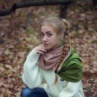 в листьях :: Александра Сучкова