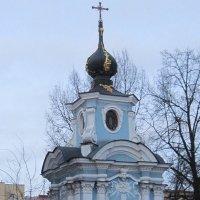 Часовня Самсониевского собора. :: Маера Урусова