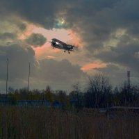 Небесный вездеход :: Валентин Кузьмин