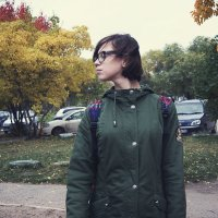 Она была восхитительное, красивое пустое место. :: Света Кондрашова