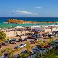 Пляж Nissi Beach. Кипр. :: Savl