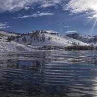 На озере :: Megalara Garuda