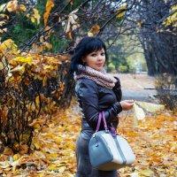 В парке :: Ната Прага