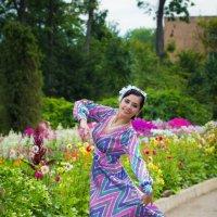 танцовщица :: Аня Валеева