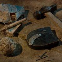 Я мастера узнаю по цокоту набоек каблуков :: Ирина Данилова