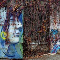Композиция на стене :: Ростислав