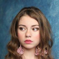 Фотосесия для журнала Creative STARS :: Дарья Мусина