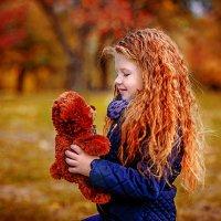 Огненная малышка :: Виктория Дубровская