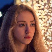 огни вечернего города :: Александра Сучкова