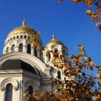 Золото в небе :: Леонид