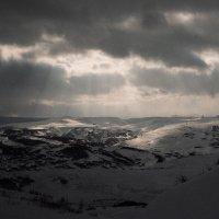 Перевал вулкана Вилючинский :: Станислав Маун
