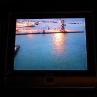 Картинка с веб камеры кормы корабля :: Natalia Harries