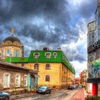 Городские закоулки :: Юрий Яловенко