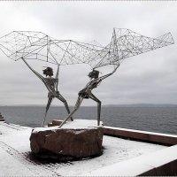 Скульптура «Рыбаки» :: Вера
