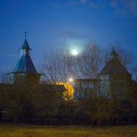 Лунная ночь в Коломенском :: Игорь Герман