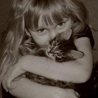 Детство :: Александра Архипова