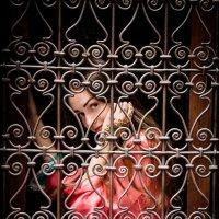 Золотая клетка :: Yana Fizazi