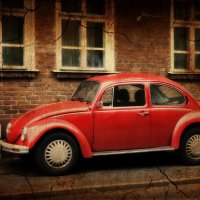 Volkswagen Beetle вариант №2 :: Veyla Vulpes