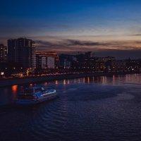 Москва-река :: Ксения Базарова