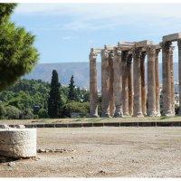 Храм Зевса.Греция :: Александр Матюхин